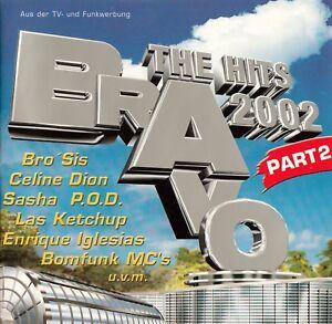 BRAVO - THE HITS 2002 - PART 2 / 2 CD-SET