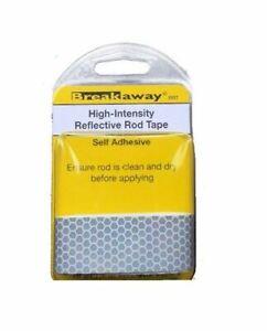 Breakaway High-Intensity Reflective Rod Tape / Fishing