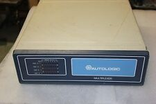 Autologic Multiplexer (4-8) 60 Hz 115 V  Input 3 A Part number: 710448-50