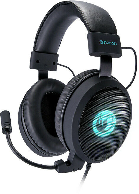 NACON Gh 300sr 7.1 Surround Gaming Headset Ps4