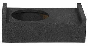 ROCKVILLE-RQT10-10-034-Bedliner-Sprayed-Shallow-Sealed-Car-Truck-Sub-Box-Enclosure
