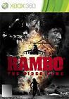 Rambo: The Video Game (Microsoft Xbox 360, 2014)