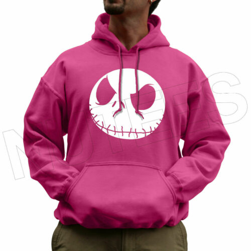 Nightmare Before Christmas Jack Inspiré cool Pull Sweat à Capuche S-XXL tailles