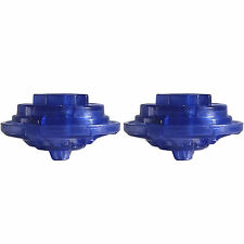 2x Beyblade X Drive X:D SPIN TRACKS Parts from Diablo Nemesis - USA SELLER!