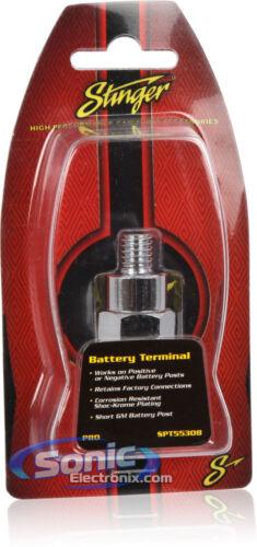 Positive//Negative Stinger SPT55308 PRO Series Classic Short GM Battery Post