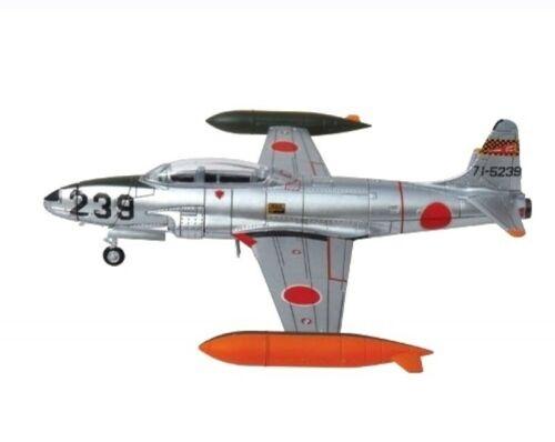 Jet trainer Lockeed T-33A 1:100 Japan Self-defense Forces DeAgostini diecast #30