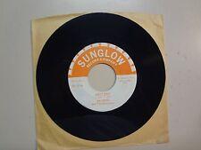 "JIM JONES & THE CHAUNTEYS:Next Exit-One Fine Mice-U.S. 7"" Sunglow Record Company"