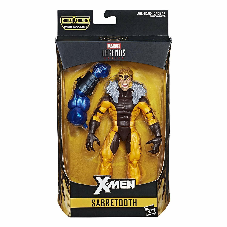 Marvel E2299 LEGGENDE Sabretooth x _ Uomini azione cifra