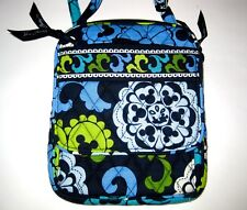 Disney Parks Authentic Vera Bradley Mini Hipster✿ Where s Mickey Mouse New   Read f4de0ed7e1266