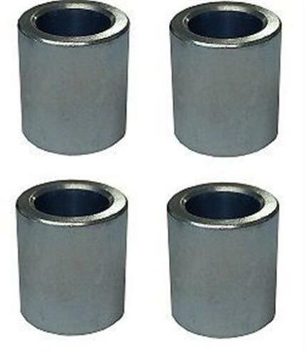 """Rod End Reducer 5//8/"""" OD x 1//2/"""" ID 4 PACK Heims spacer offroad 4x4 Dirt IMCA Ends"""