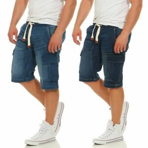 Geographical-Norway-Cargo-Shorts-Jeans-Pame