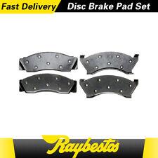 Raybestos PGD493AM Element3 Semi-Metallic Rear Disc Brake Pads