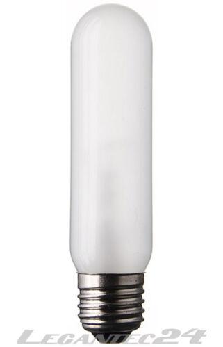 Glühlampe 230V 60W E27 32x144mm Glühbirne Lampe Birne 230Volt 60Watt neu
