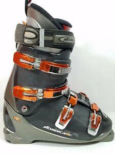 Nordica W 7.2 Grey Orange Ski Boots