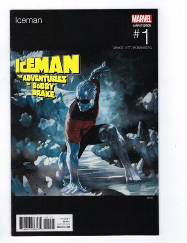 Iceman # 1 Hip Hop Variant Cover NM