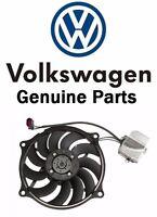 Vw Beetle 06-10 2.5l Auxiliary Fan 500 W / 370 Mm Genuine 1c0 959 455 F on sale