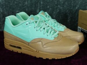 Details about Nike Air Max 1 VT QS Wmns 8.5 Vachetta TanArctic Green 2013 pack 615868 201