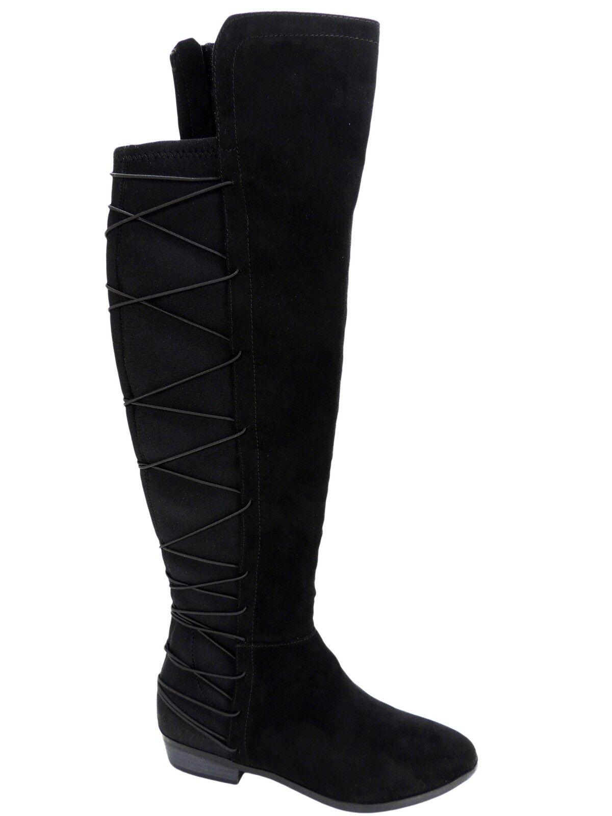 Material Girl Mujer Mujer Mujer Calyn sobre la rodilla con botas negras Talla 7 M  A la venta con descuento del 70%.