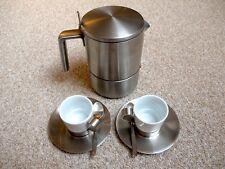 WMF Kult Espressokanne + 2 Kult Tassen NEU
