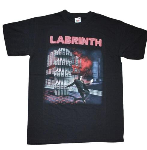 Men/'s Labrinth Come in Electric Earth Tour Unisex t shirts