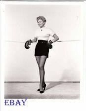 Shelley Winters busty leggy VINTAGE Photo Tennessee Champ