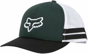 Mesh Back Trucker Snapback Hat Fox Womens Foam Front