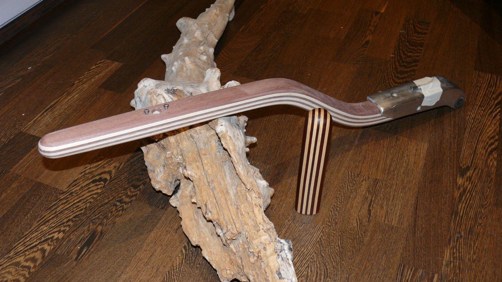 SegelStiefel-Pinne Sprinta für eine Dehler Sprinta SegelStiefel-Pinne Sport / 70 / DS s-förmig lamelliert ce65d9