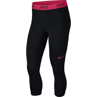 $42 NEW Nike Women's Victory Base Layer Compression Training Tights Black 889596 | eBay