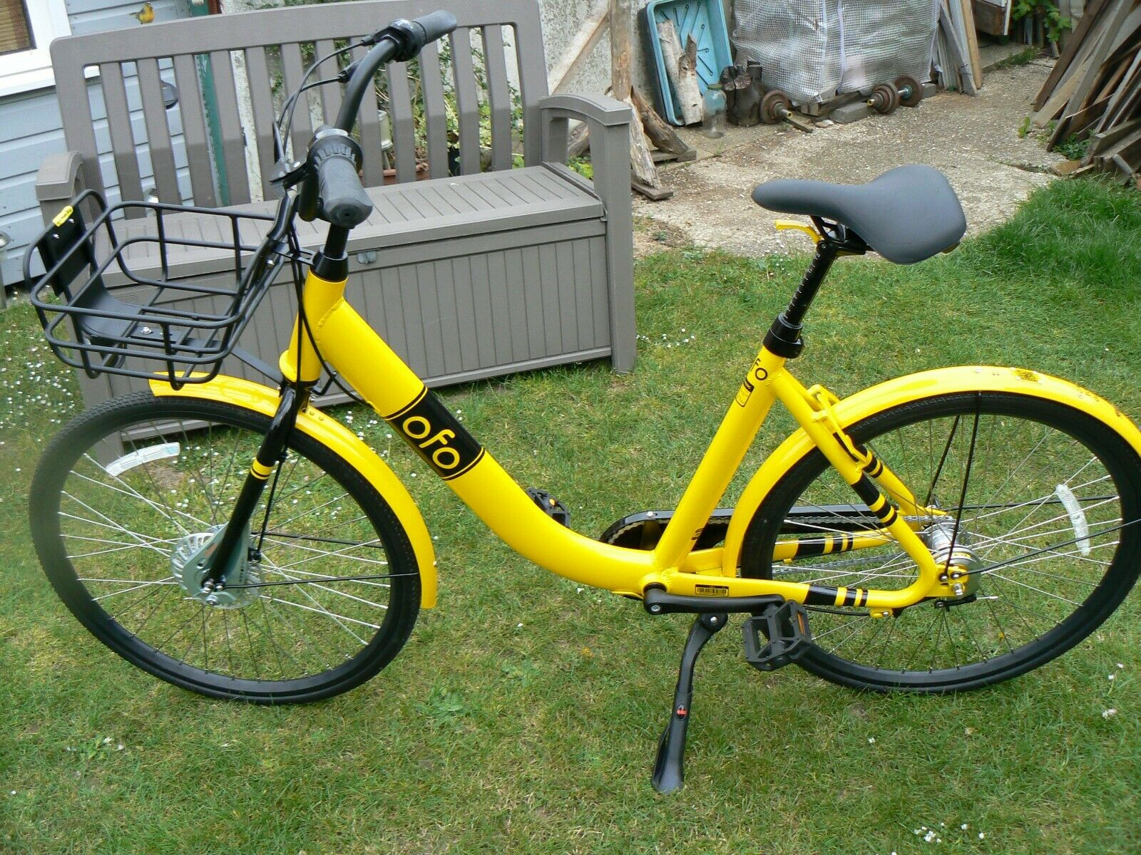 OFO ex-rental bike Brand New