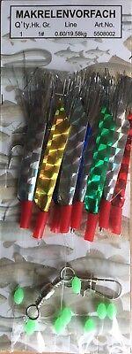 Stetig Makrelenvorfach Paladin 5 Oder 8 Tinsel 4 Varianten