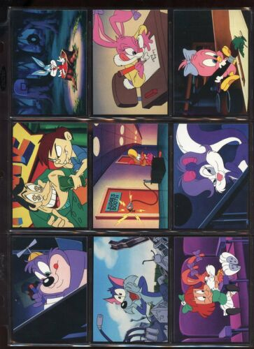 TINY TOON ADVENTURES #160 COMPLETE SET & t1t3 insert set 1994 #ns16164