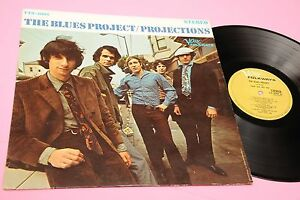 The Blues Project LP Projections Orig USA 1967 EX Topppppppp