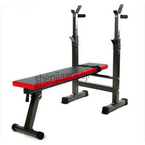 bench press home gym workout bench weight fitness barbell