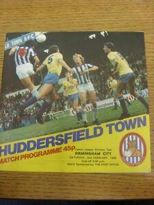 02021985 Huddersfield Town v Birmingham City  Faint Fold Trusted sellers on - Birmingham, United Kingdom - 02021985 Huddersfield Town v Birmingham City  Faint Fold Trusted sellers on - Birmingham, United Kingdom