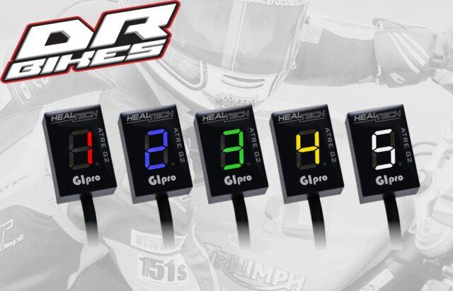 Honda CBR 600 RR 2003 2004 2005 2006 Healtech Gear Indicator DS Series