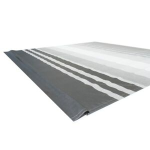ALEKO-Vinyl-RV-Awning-Fabric-Replacement-12X8-ft-Black-Stripes-Color