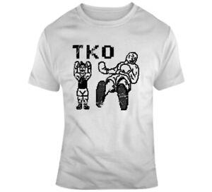 Mike Tyson's Punch Out Little Mac TKO Video Game Fan T ...