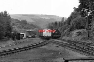 PHOTO-1979-JUNCTION-AT-GROSMONT-YORKSHIRE-THIS-SHOWS-THE-JUNCTION-BETWEEN-THE-N