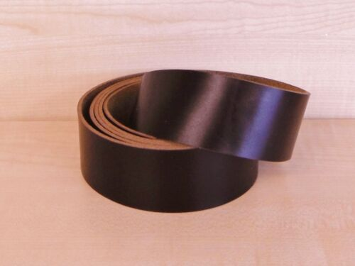 Horween Chromexcel Belting /& Strap Blanks 2.2 mm Thick Various Sizes Pull Up