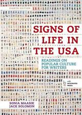 Signs of Life in the USA : Readings on Popular Culture for Writers by Jack Solo…
