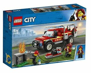 LEGO-City-Fire-Chief-Response-Truck-60231-Brand-NEW-with-Free-Postage