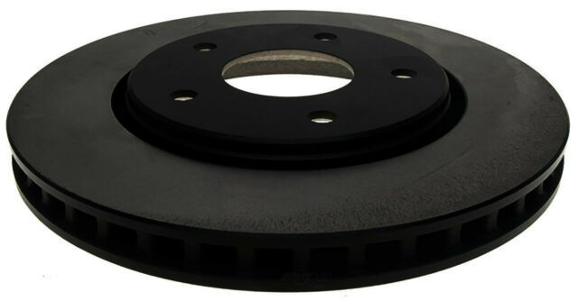 Disc Brake Rotor-Coated Front ACDelco Advantage 18A2566AC