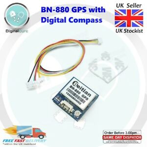 Details about Beitian BN-880 GPS Module with Digital Compass - Flight  Controller F3 F4 F7 iNAV