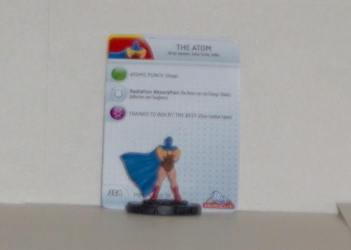 Heroclix DC75 012 The Atom