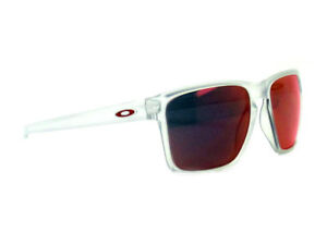 b594cad14363e oo9341-09 Oakley Sunglasses Sliver XL Matte Clear Torch Iridium ...
