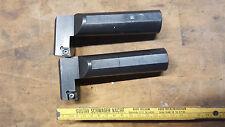 Rückwärts Bohrstangen 2 Stück 32mm  Posten aus Insolvenz
