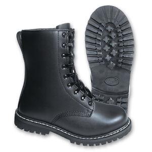 Para Tedesca Stile Stivali Sicurezza Casual Da Brandit Originale Combattimento Zfqw6xt