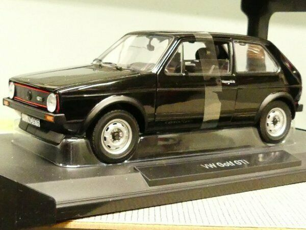1/18 Norev VW Golf GTI 1977 schwarz 188487