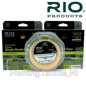 Rio-Intouch-Single-Handed-Spey-Fly-Lines-Freshwater-Fishing-Floating