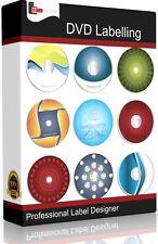 Label Maker Creator Design Professional Print PC CD/DVD Software